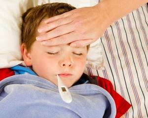 В Ленобласти грипп перекинулся на малышей