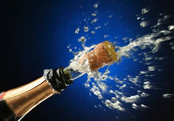 Шампанское лечит простуду