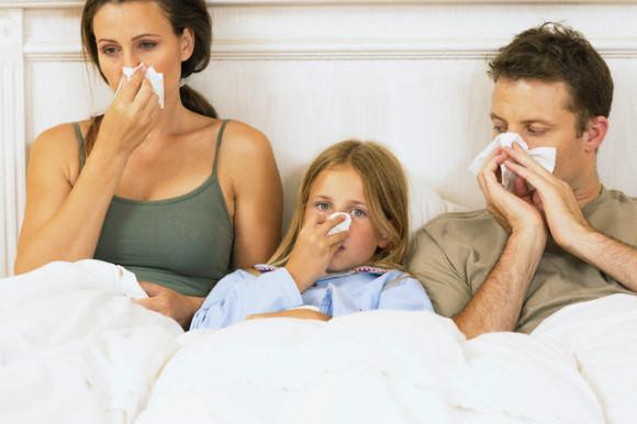 Победа над простудой за три дня