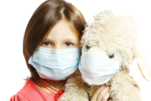 Шансы подхватить грипп в самолете в 113 раз выше, чем в офисе