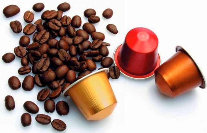 Кофемашина. Преимущества капсульных кофемашин
