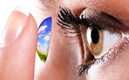 Контактные линзы и здоровье глаз