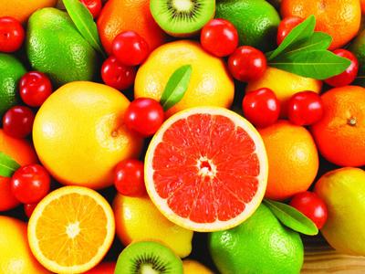 «Яркие» овощи и фрукты — спасение от свиного гриппа