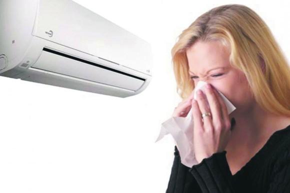 Кондиционеры – причина летней простуды