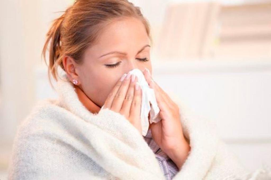 Как защититься от простуды осенью