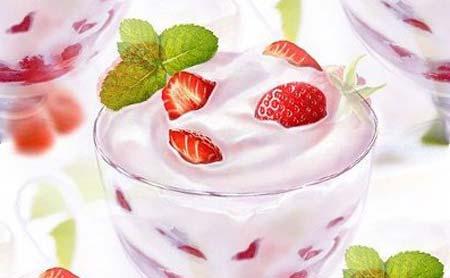 Йогурт может защитить ребенка от простуды