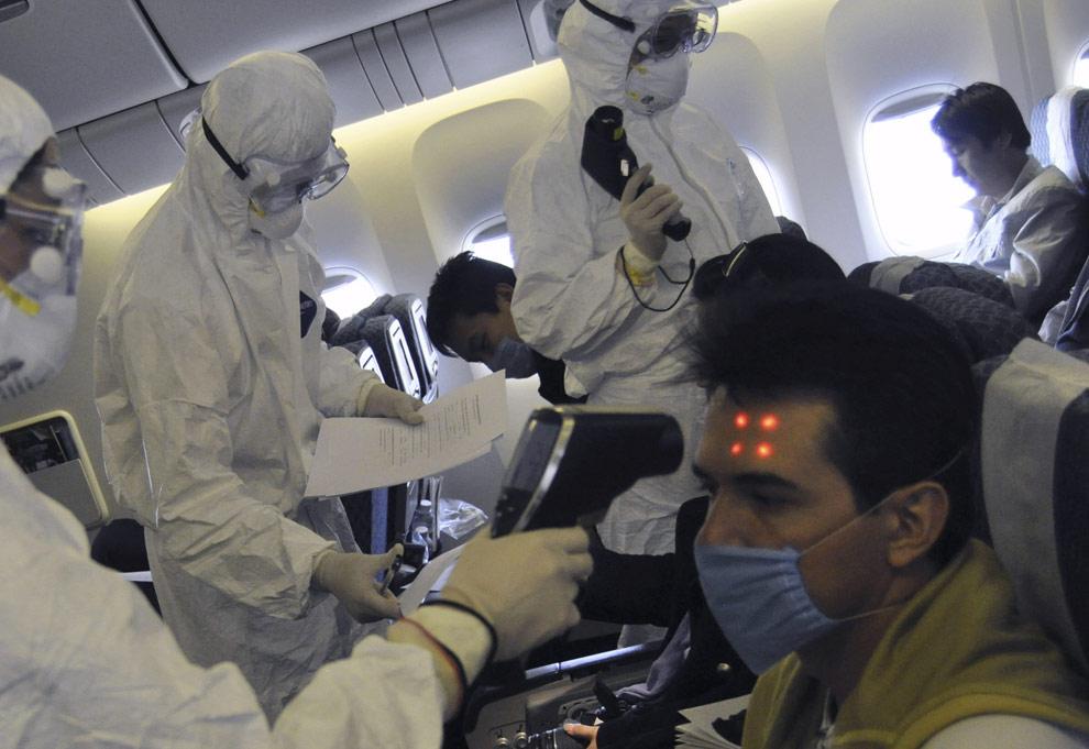 Свиной грипп унес в Иране 33 жизни