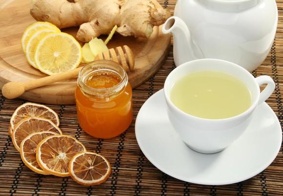 10 напитков, которые прогонят простуду