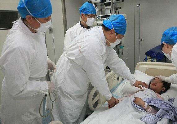 В Китае от птичьего гриппа умерла молодая женщина