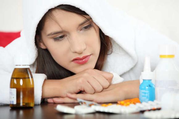 Простуда или грипп: найди 5 отличий