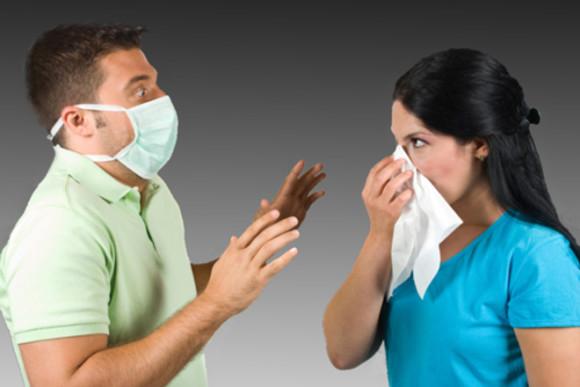 Заразиться гриппом в общественном транспортом в 6 раз легче