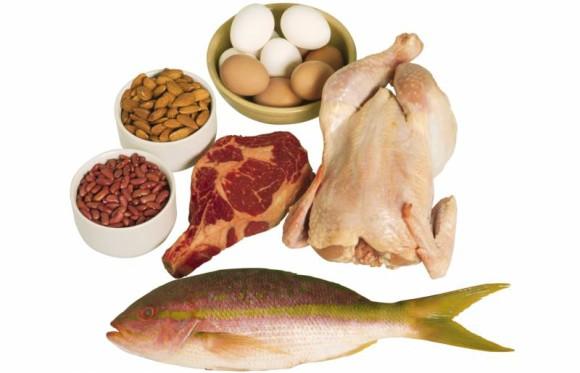 Белковая пища защитит от гриппа
