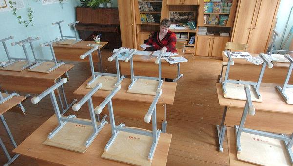 В Иркутской области более 60 школ закрыты из-за эпидемии гриппа и ОРВИ