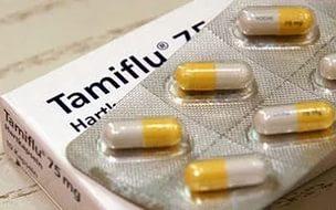 В государственных аптеках Москвы Тамифлю будет отпускаться по рецепту