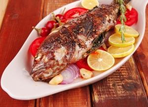 Рыба содержит в своем составе вещества, угнетающие иммунитет