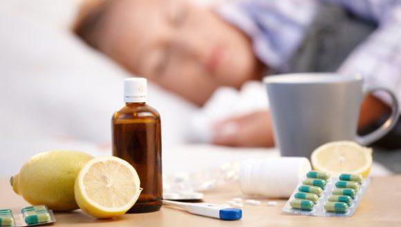 Эксперты рекомендуют весной продолжать профилактику гриппа