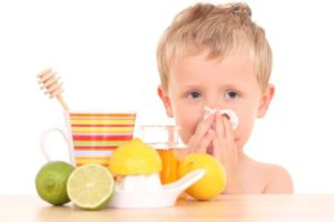 Как питаться при простуде
