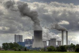 Загрязненный воздух вызывает пневмонию