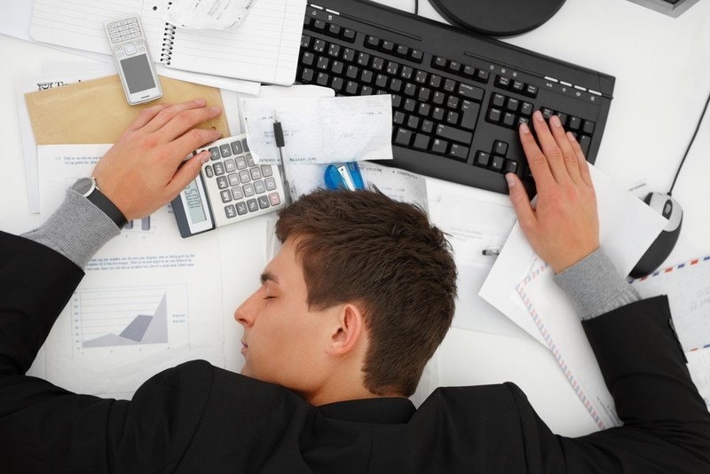 Синдром хронической усталости вызывает изменения в работе иммунной системы