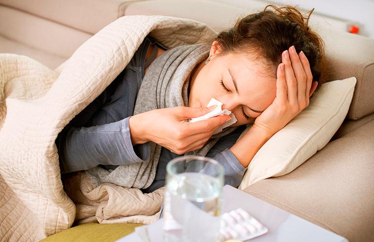 Простая простуда угрожает серьезными осложнениями людям, страдающим от диабета