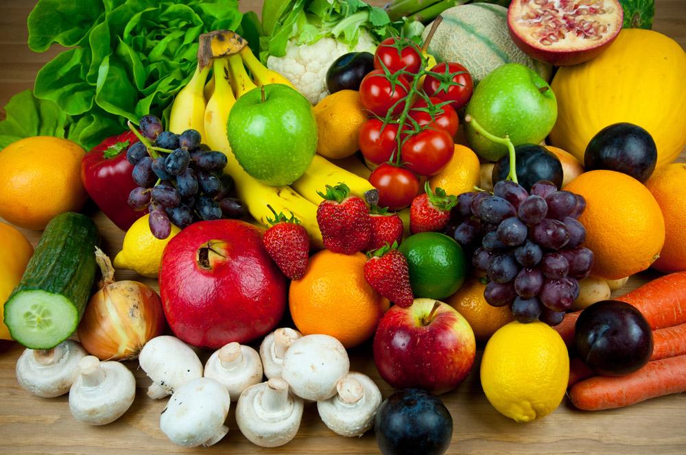 Фрукты и овощи существенно снижают риск развития простуды