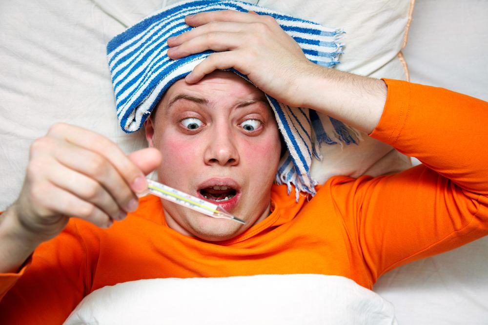 Заразиться гриппом оказалось проще в утреннее время
