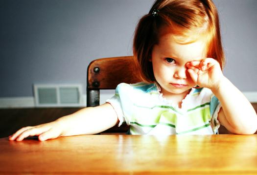 Стресс в детстве сильно подрывает иммунитет