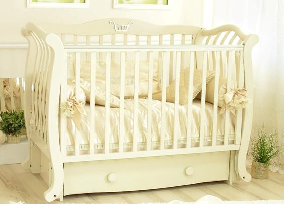 Покупка детской кроватки: преимущества мебели «Красная Звезда»