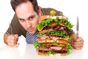 Хороший аппетит может защитить от инфекций
