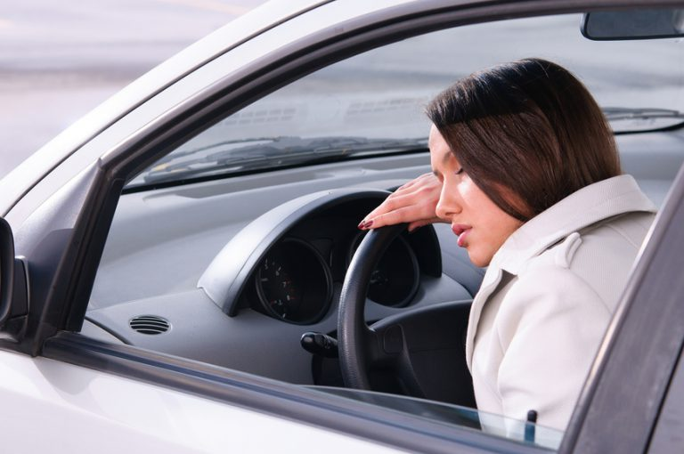 Простуда так же опасна за рулем, как и алкоголь