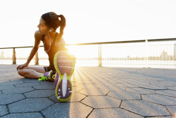 Утренние тренировки снижают иммунитет
