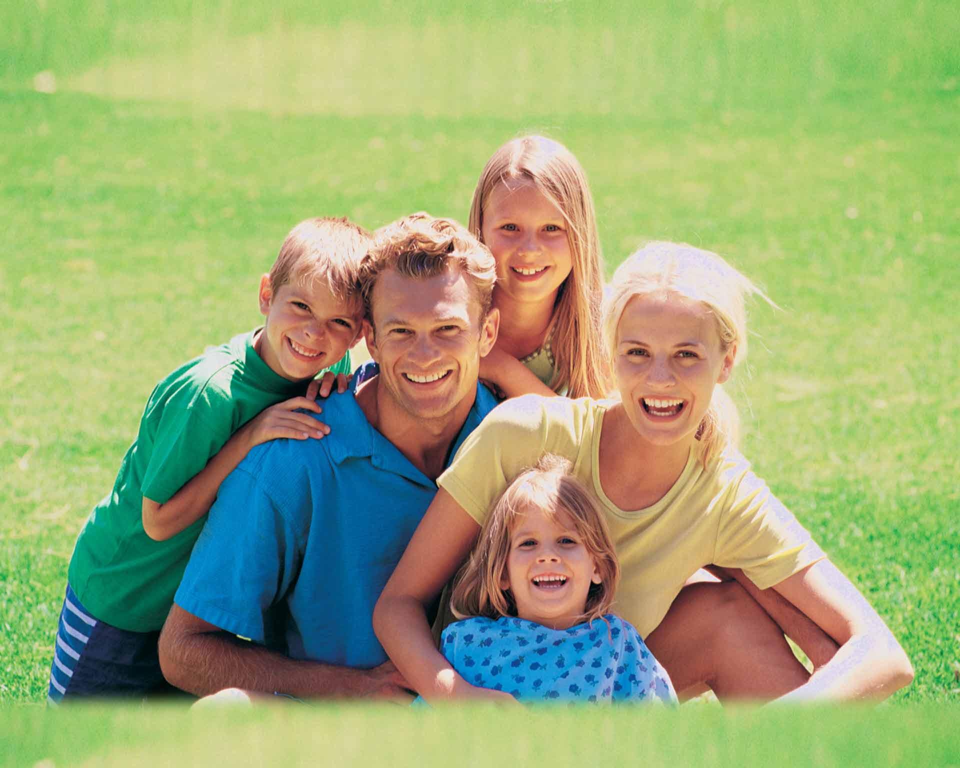 Здоровый ребёнок – счастливая семья