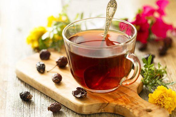 ТОП-10 напитков от простуды