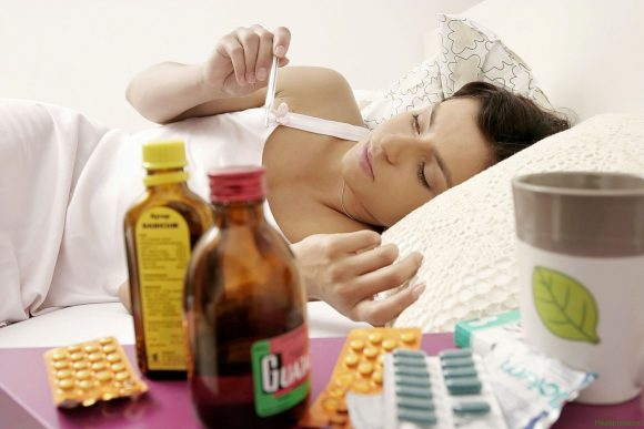 Некоторые лекарства от простуды влияют на психику