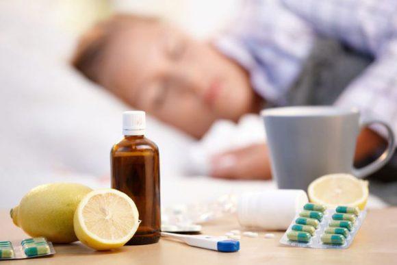 Повышенная влажность снижает риск передачи гриппа