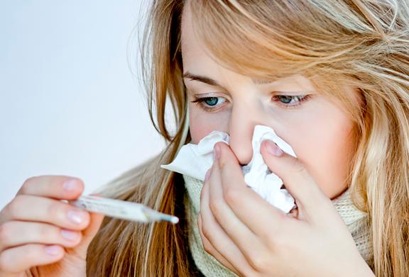 Какой диеты следует придерживаться, если одолел грипп