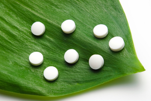 Лечение гомеопатическими средствами.