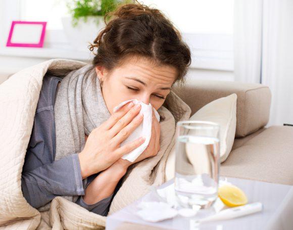 При первых симптомах простуды: советы