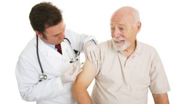 Экзема – повод изменить способ введения вакцины