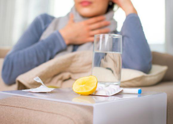 Эпидпорог по гриппу превышен в 22 регионах РФ