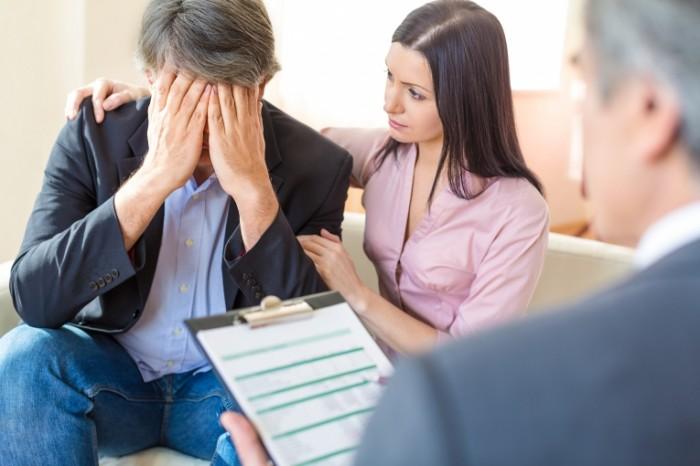 Отсутствие эрекции у мужчины разрушает отношения?