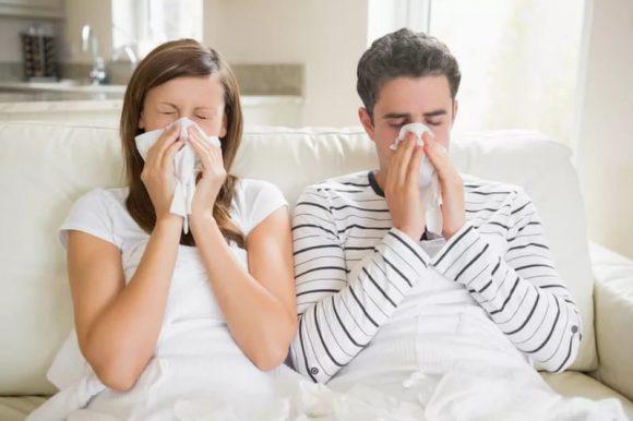 Лучшее средство от простуды – любовь