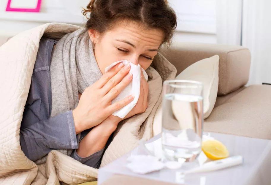 В Ульяновской области растет заболеваемость гриппом и ОРВИ