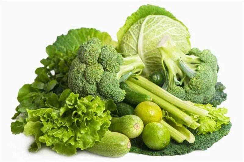 Лучшая поддержка иммунитета – зеленые овощи