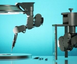 Создан робот, оперирующий впятеро точнее человека