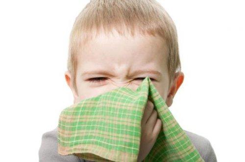 Дети с диатезом болеют ОРВИ чаще и дольше