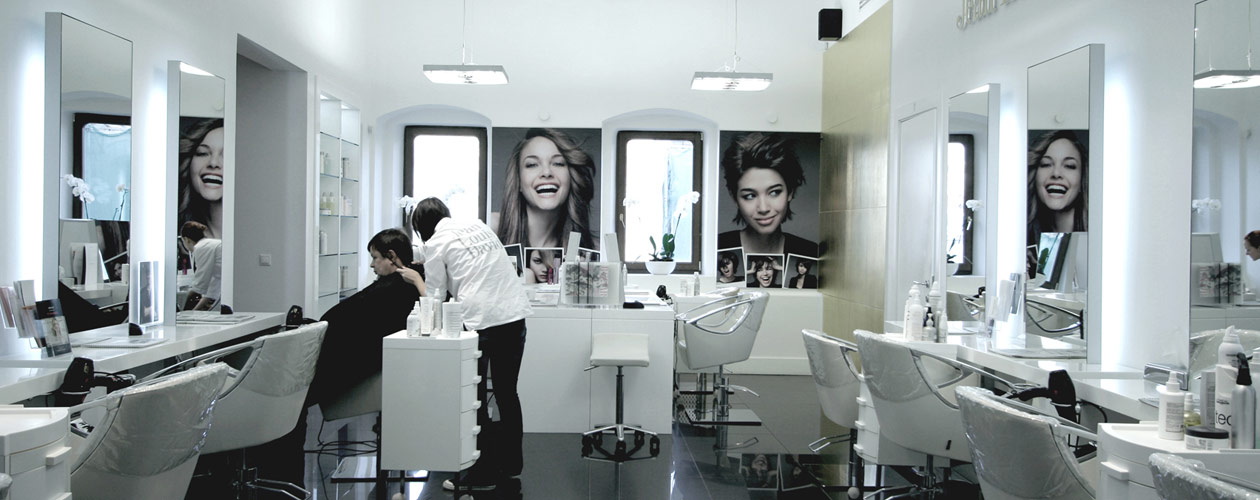 Великое парикмахерское искусство.