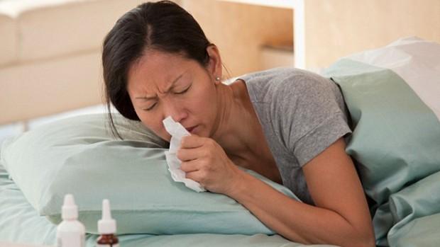 Инфекция гриппа может повысить риск развития депрессии