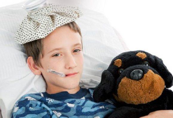 Распространенные детские болезни: ОРВИ и грипп