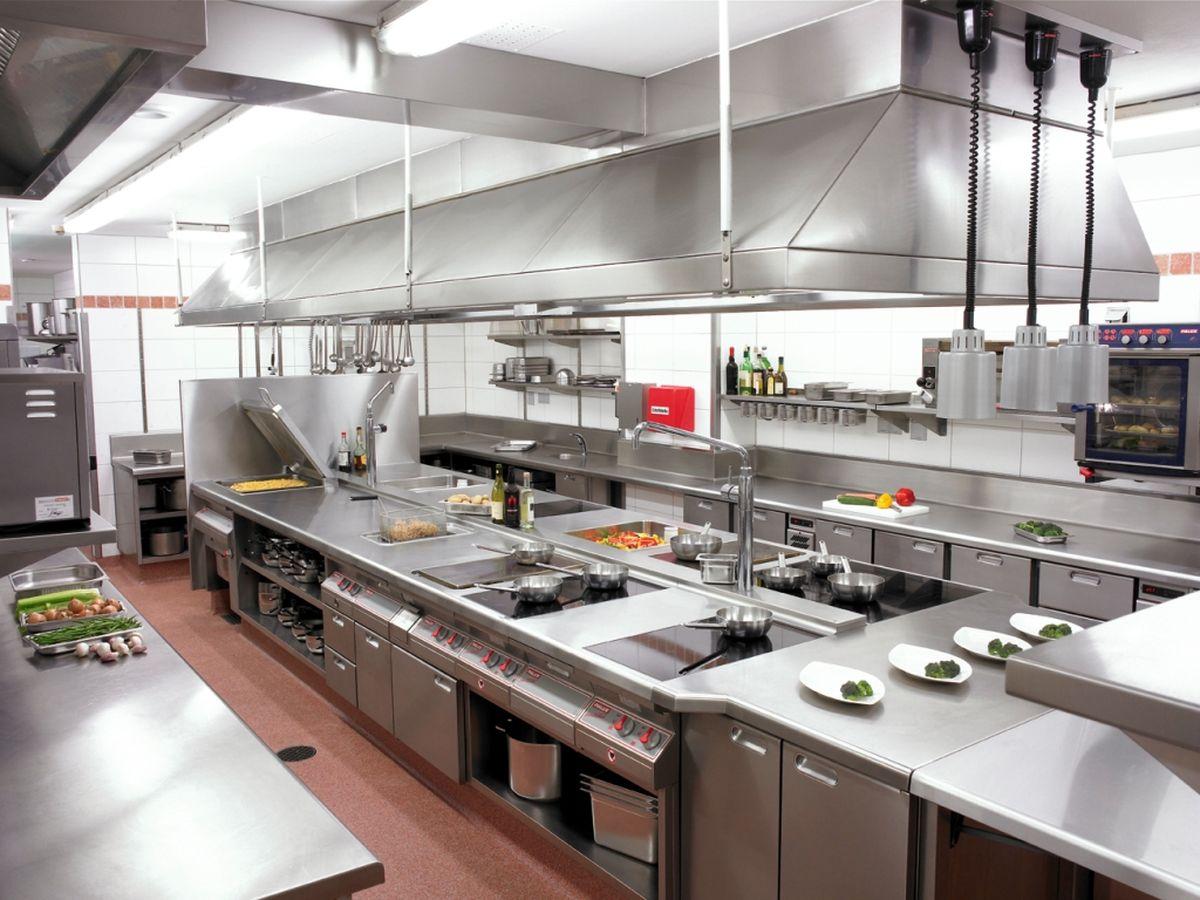 Как выбрать оборудование для профессиональной кухни